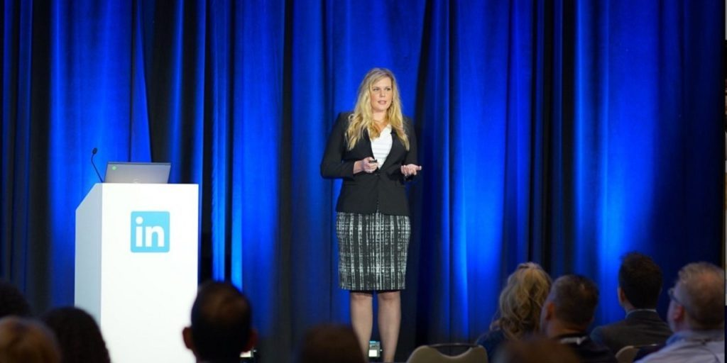 Lindsey-Boggs-LinkedIn-Conference-keynote-speaker